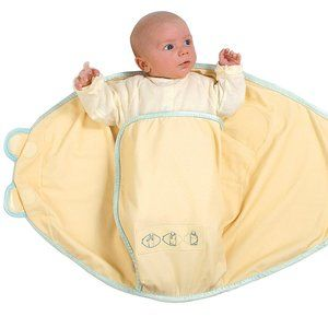 SALE! The First Years 4 Easy Wrap Swaddlers NWOT